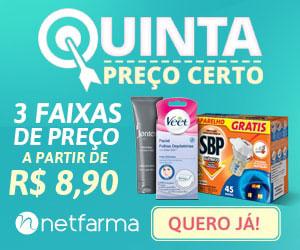 Quinta Preço Certo - Netfarma