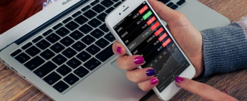 lista com os melhores aplicativos financeiros