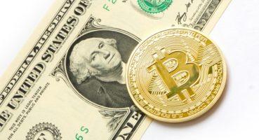 Bitcoin em dinheiro