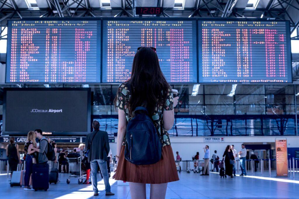 planejar viagem sozinho