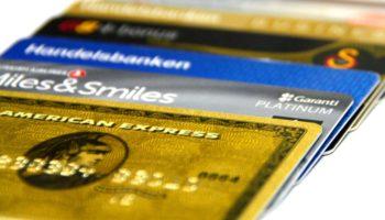 cartão de crédito no exterior