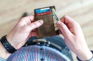 Dinheiro para viagem cartao de credito