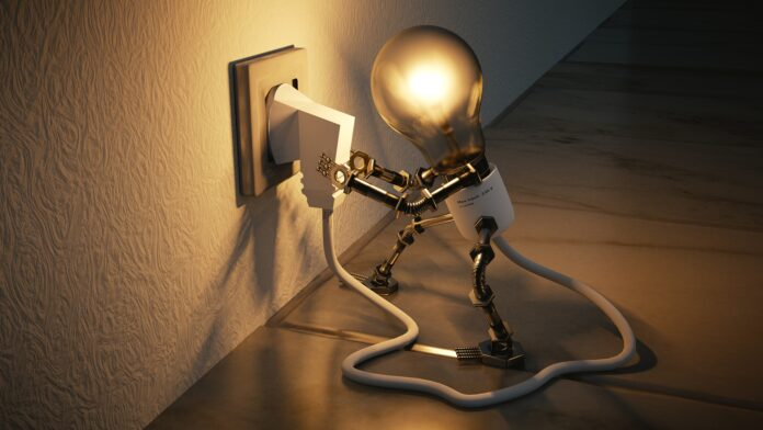 Economia de luz