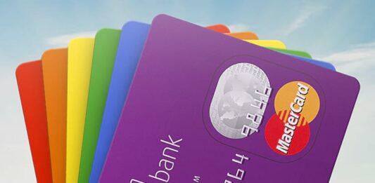 imagens de cartões de fintechs de crédito