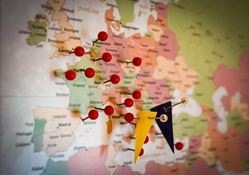 mochilão na europa
