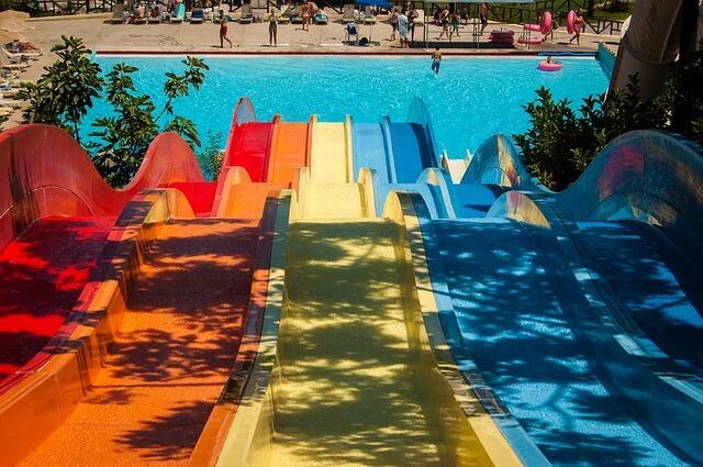 Parque aquático está entre as principais atrações dos brasileiros