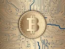 imagem representando o bitcoin