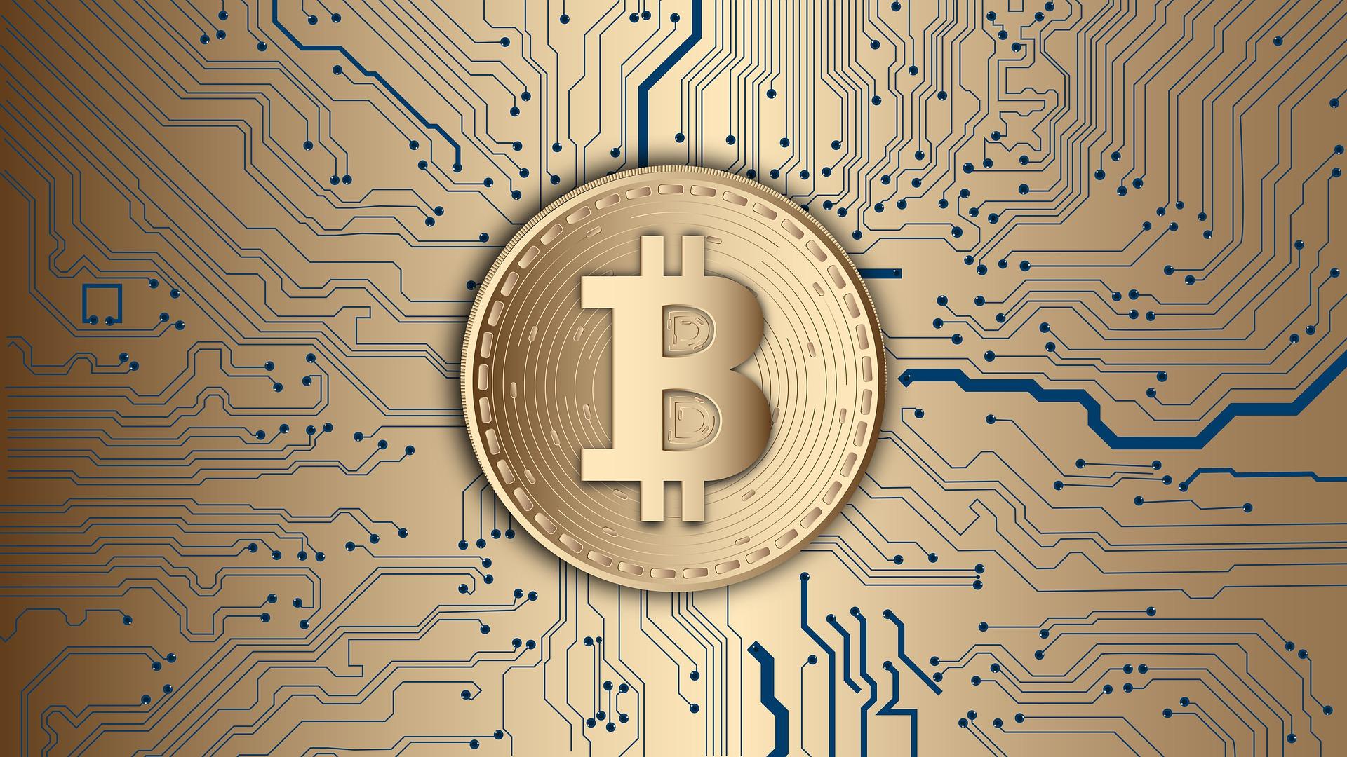 como foi criado o bitcoin