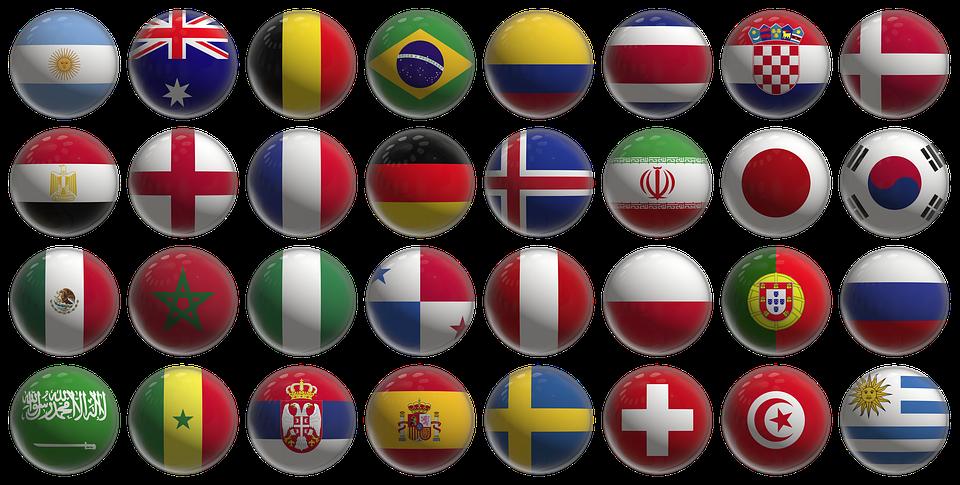 países menos competitivos
