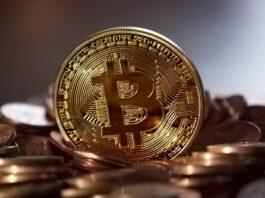 imagem simbolizando uma moeda de Bitcoin