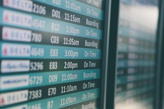 direitos no caso de atraso de voo