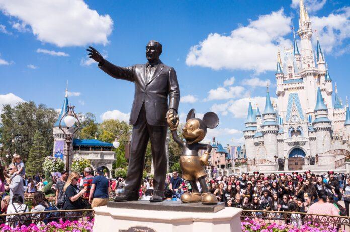 economizar na viagem para a Disney