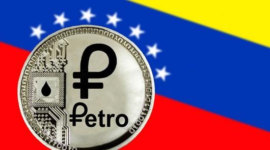 Criptomoeda da Venezuela