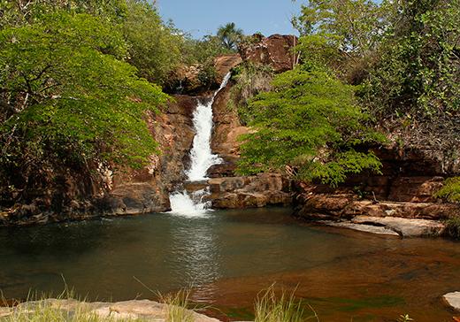 destinos no interior do Brasil
