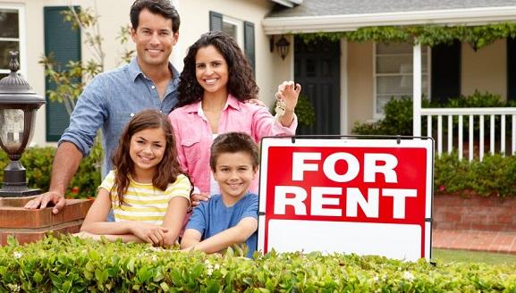 negociar o aluguel