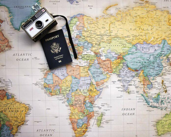 Documentos necessários para viajar para o exterior