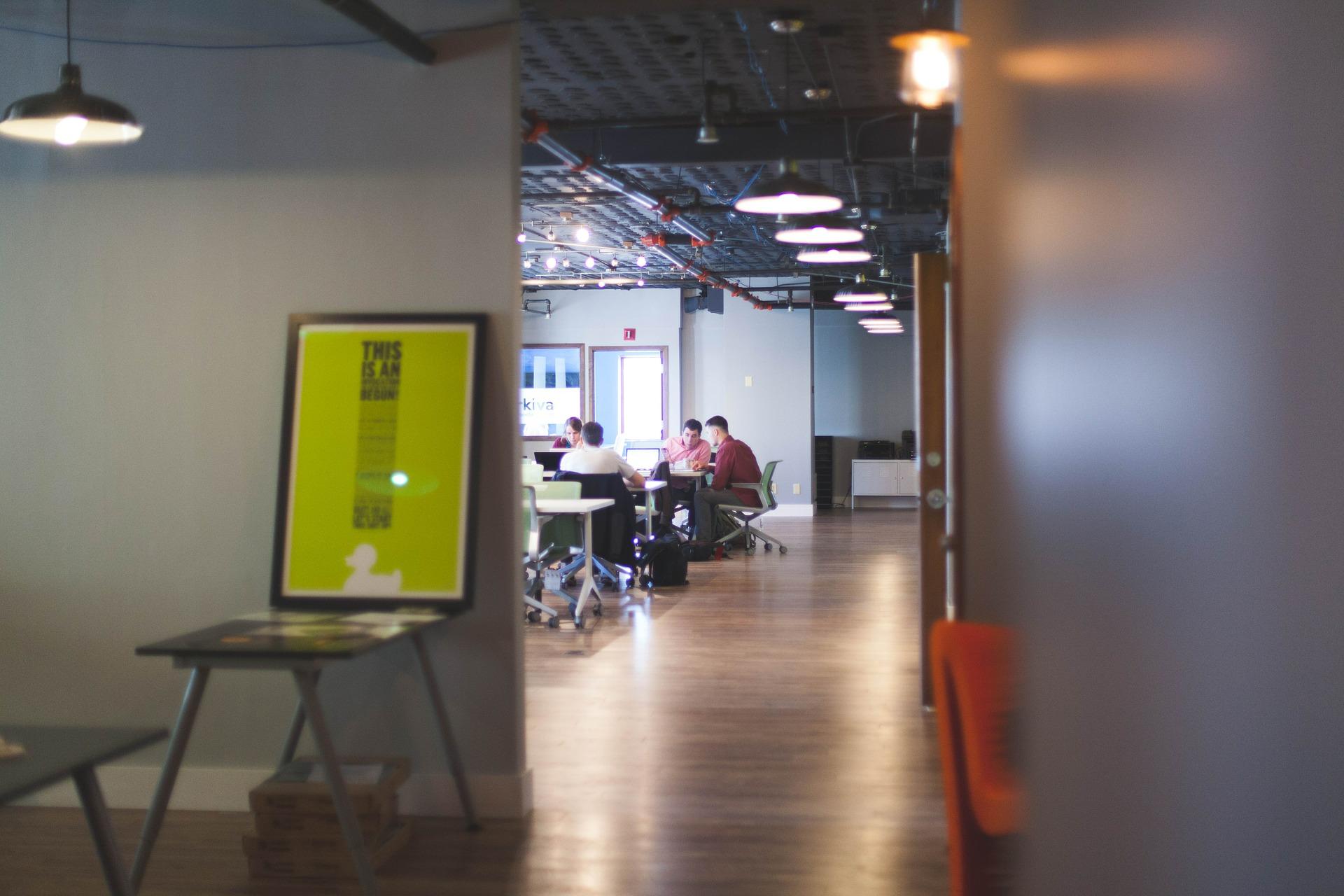 levar sua empresa para um coworking
