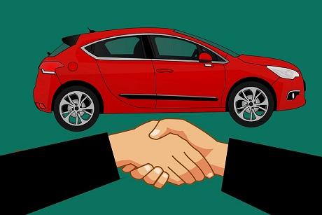 transferir o financiamento do carro