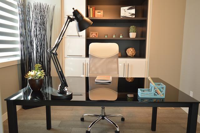 10 ideias para montar seu escritório em casa