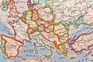 Abrir uma conta bancária na Europa