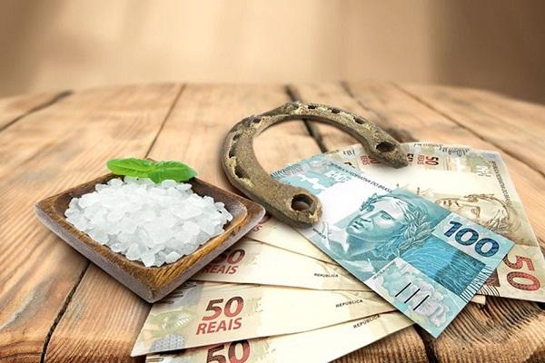 simpatias para ganhar dinheiro