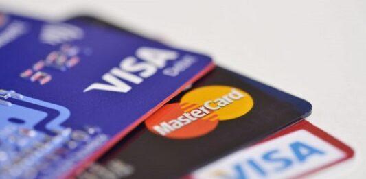 cartoes de crédito master e visa
