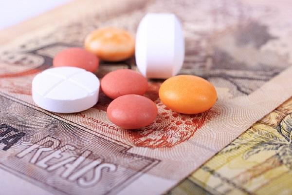 Preço dos remédios