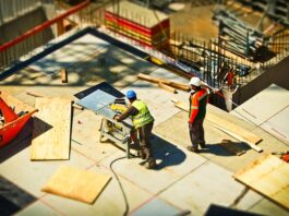 FGTS para construção e reforma