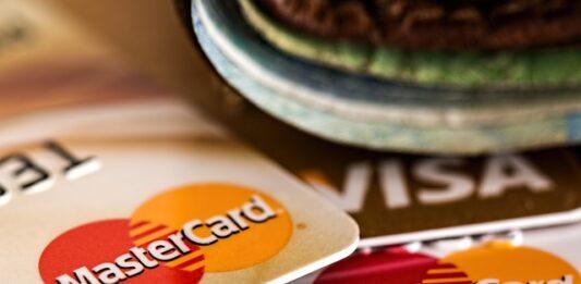 cartão de crédito da mastercad e visa
