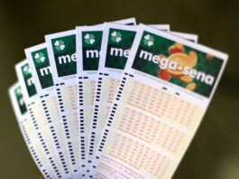 Os concursos da Mega-Sena