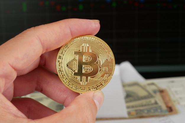 O bitcoin é uma das principais criptomoedas