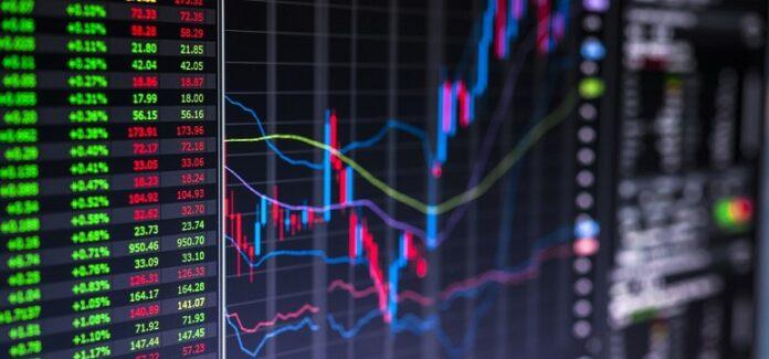 Gráficos de investimentos