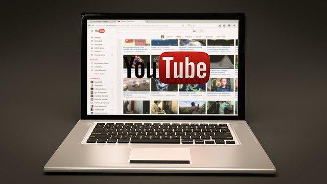 Notebook com acesso ao Youtube