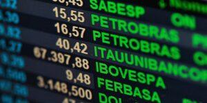 ações da Petrobras para dividendos