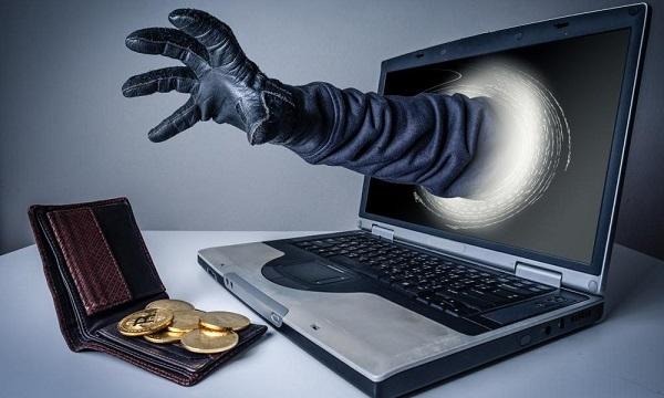 fraudes com Bitcoin