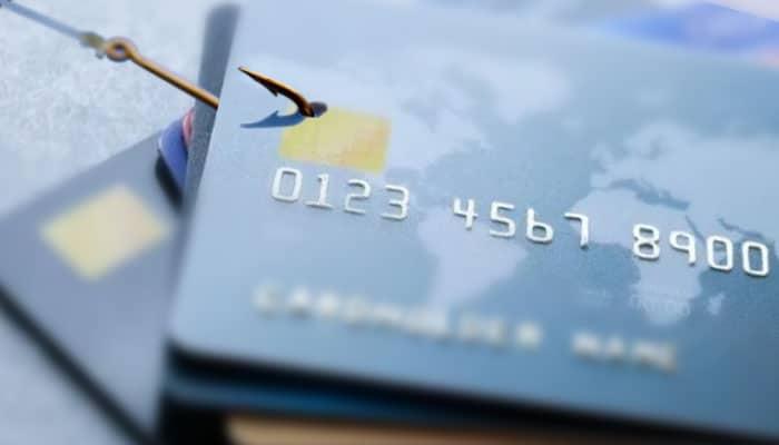 imagem de um cartão de crédito