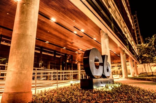 fachada do banco digital C6 Bank