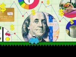 poster da série explicando dinheiro netflix