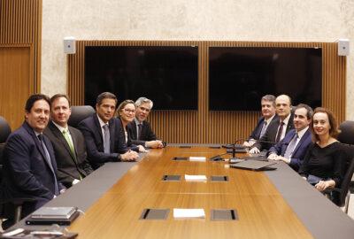 Membros integrantes do Copom