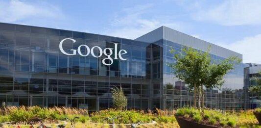 fachada do google em São Paulo
