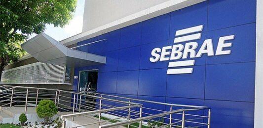 Fachada de unidade do Sebrae RJ