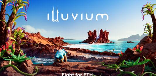 capa do jogo Illuvium