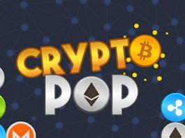 Imagem de divulgação do jogo Cryptopop